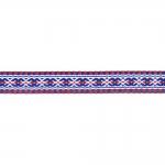 Rahvuslikel motiividel dekoratiivpael / laiusega 17mm