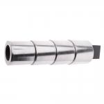 4 astmeline terasest käevõru/rõnga mandrell / 4-stepped Round Bracelet Mandrel, 21cm, PK6013