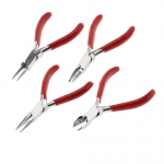 Mini Plier 4pcs set, 8cm
