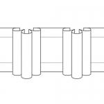 Kardinapael 40 mm, Z7/ZW-200