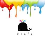 Pärlmuttervärvid kanga värvimiseks pintsli, tampooni jms abil, Fabric Paint Pearl, 50 ml, Vielo