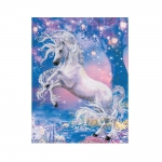 Cross-Stitch Kit Riolis 0024 PT Unicorn