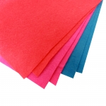 "Soft (""acrylic"") Nonwoven Craft Felt Fabric, thickness 1,5 mm, width: 92 cm, 100% PES"