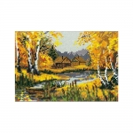 Cross-Stitch Kit RIOLIS Art.920 Autumn Charm