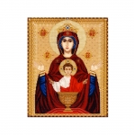 Cross-Stitch Kit Riolis 1529 Inexhaustible Chalice