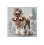 Cross-Stitch Kit Riolis 1635 Poodle