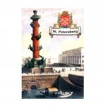 Наборы для вышивки крестом Art.0049 PT Города России. Санкт-Петербург