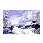Наборы для вышивки крестом Art.989 Русская зима