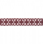 A165 Jacquard ribbon 20mm