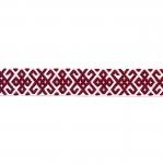 A164 Jacquard ribbon 20mm