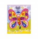 Bead Embroidery Kit Art. 0061 PT Fairytale Butterfly