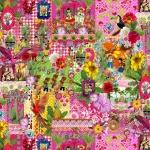 Хлопчатобумажная ткань Art. BB/91110-01