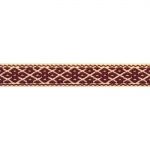 A169 Jacquard ribbon 15mm