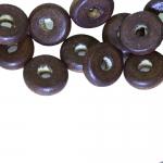 Rõngakujulised puithelmed 10x4mm