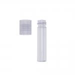 Пластиковая банки для хранения, 2шт, ø1,5 x 6,5см, Clover 8211