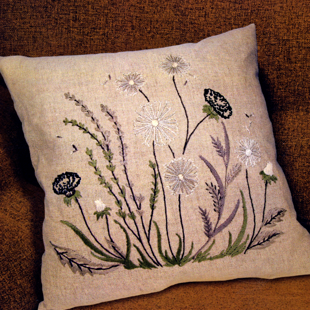 Cross Stitch Cushion Kit (Pillow covers) Duftin / Art. 14-554