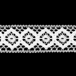 Cotton (Crochet) Lace Art.1821 / 6,5cm