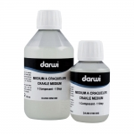 Darwi Cracle 1-step Varnish, 100ml