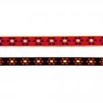 Jacquard ribbon 10mm Art.10180-PG