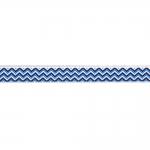 Sini-must-valge sakkidega kaunistuspael 10mm, Art.11689FC
