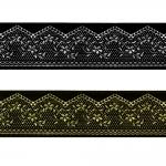 Sissekootud pitsimustriga kaunistuspael 35mm, Art.35710FC