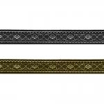 Sissekootud pitsimustriga kaunistuspael 16mm, Art.16712FC
