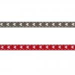 Jacquard ribbon 10mm Art.512-PG