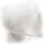 Pure Silk Fabric 90 cm, Gauze 3,5