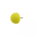 Plastic Button with shank ø10 mm, size: 16L