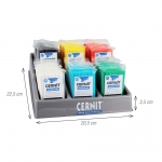 Emty Selling display Cernit