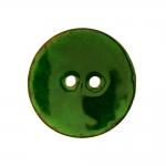 Naturaalsed kookosnööbid, värvilise glasuuriga 50mm, 80L