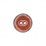 Naturaalsed kookosnööbid, värvilise glasuuriga 23mm, 36L