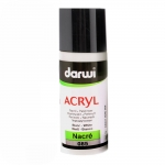 Acrylic Pearlescent additive/paint, 80ml, Darwi Acrylic Nacree Pearlescent (White)