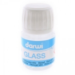 Thinner agent for glass paints Darwi Glass Thinner, 30ml