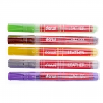 Felt pen Darwi Leather for leather, art.leather, 2mm, 6ml