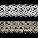 Cotton (Crochet) Lace 5cm Art.1616