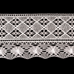 Cotton (Crochet) Lace 12cm Art.T080