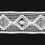 Cotton (Crochet) Lace 7cm Art.8015