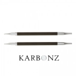 Interchangeable Circular Knitting Needle tips Karbonz