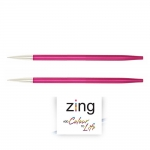 Interchangeable Circular Knitting Needle tips Zing, KnitPro
