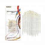 Sharp big eye sewing needles, Milliners , 15 pcs, Yabali YBL-11
