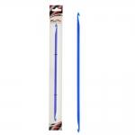 Kaksikärkinen tunisialainen virkkuukoukku, 30 cm, KnitPro Spectra Trendz