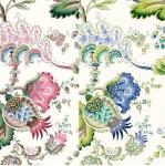 Хлопчатобумажная ткань Thevenon Art.6571/14416