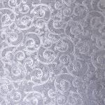 Sissekootud mustriga (jacquard) elegantne kunstsiidist kangas Art. 619387