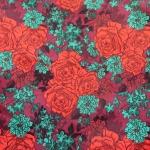 Jaquard man-made silk Art.501373