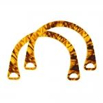 U-shape Bag handles, 16 cm, IR309
