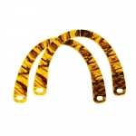 U-shape Bag handles, 15,5 cm, IR305