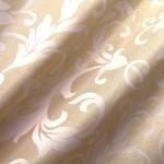 Dekoratiivkangas, kuldläikega, ornamendimustriga 140cm, Art. 07430