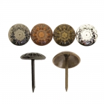 Upholstery decorative nails Daisy, hat ø15,5 mm