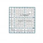 Tollmõõdustikus joonlaud 2,5` x 2,5` tolli (6,5 cm x 6,5 cm), Le Summit 34225